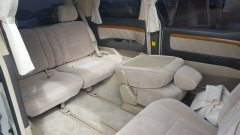 Alphard Interior - 8 Seater
